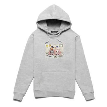 Chrystie NYC - NY KIDS pullover sweater / Ash Grey