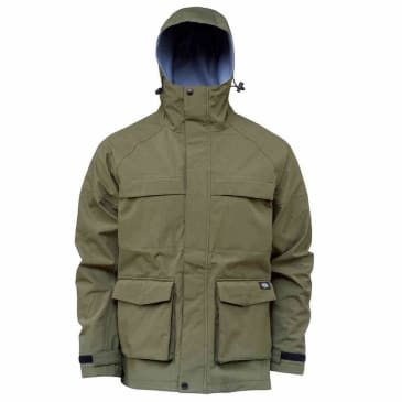 Dickies Gapville Jacket - Olive Green