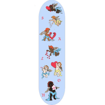 "Salon ""Cherubs"" Skateboard Deck 8.5"""