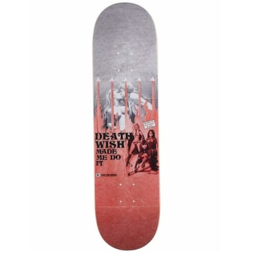 DEATHWISH Kirby DW Made Me Do It Deck 8.25