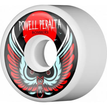 Powell Peralta Bomber 3 Skateboard Wheels 60mm 85a