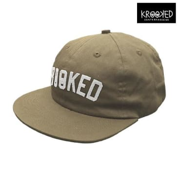 Krooked Arch Snap Back