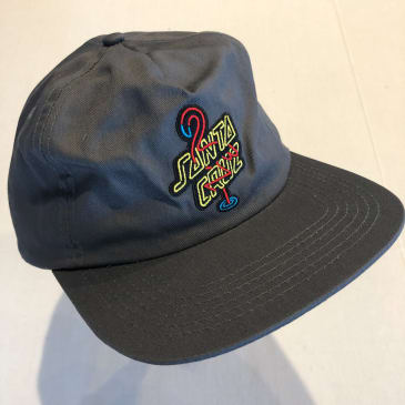 Santa Cruz Skateboards Glow Snapback Hat