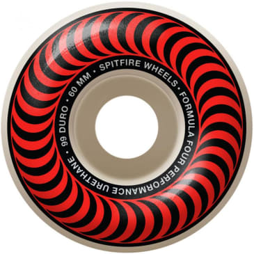 Spitfire Formula Four Classic Skateboard Wheels - 60mm