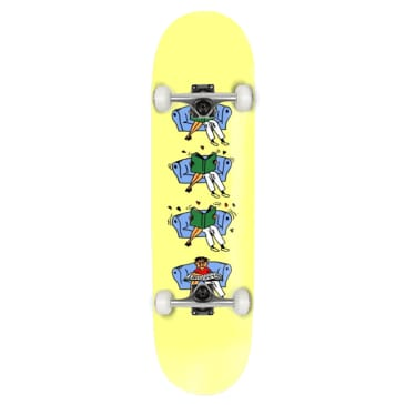 """Pass~Port - What U Thought - Legs - Complete Skateboard - 8.25"""""""