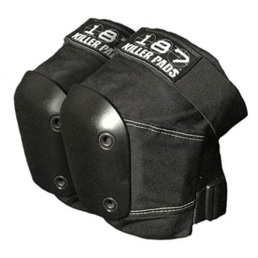 187 'Slim' Knee Pads (Black)