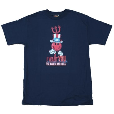 World Industries Recruiter T-Shirt - Navy