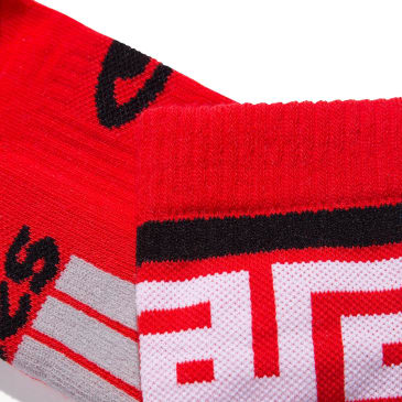 Aries Meandros Socks - Red