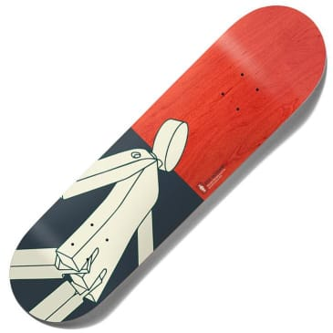"Girl McCrank Marionettes deck (8.25"")"