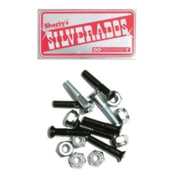 "Shortys Silverados Bolts - 1"" Allen Key"