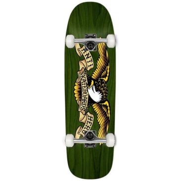 Anti Hero - Green Giant - Complete skateboard - 9.56""