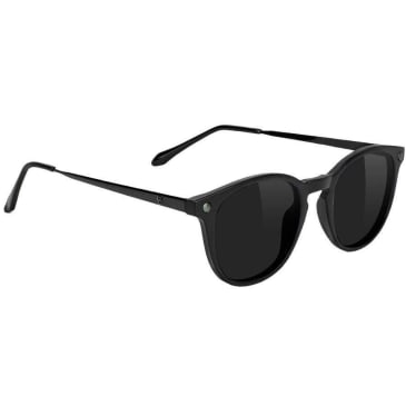 Glassy Aria Polarized Glasses - Matte Black