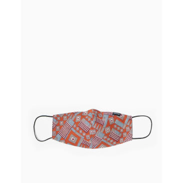 CARTOCON Face Covering 1-Pack - Terracotta/Grey