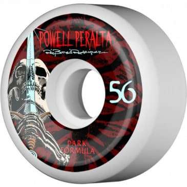 Powell Peralta Rodriguez Skull and Sword PF Skateboard Wheels 56mm 103A