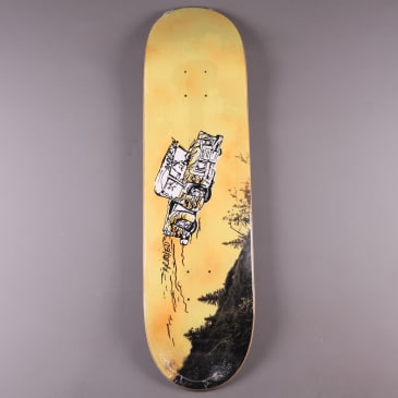 "Krooked 'Manderson Fifty Yards' 8.5"" Deck"