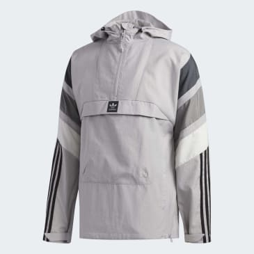 adidas 3ST Track Top - Light Granite/DGH Solid Grey/Grey Five/Clear Onix