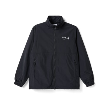 Polar Skate Co Coach Jacket - Black