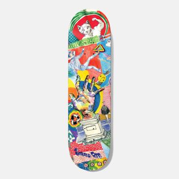 "Baker Skateboards T-Funk Thoughts Skateboard Deck - 8.5"""