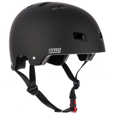 Bullet - T35 Helmet - Matt Black - Youth One Size Fits All