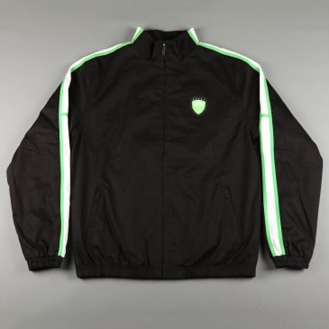 Helas 'Bench' Tracksuit Jacket (Black)