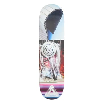 "Palace Skateboards Jamal Pro Shower 8.1"" Skateboard Deck"