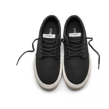 Straye - Fairfax black/bone Canvas