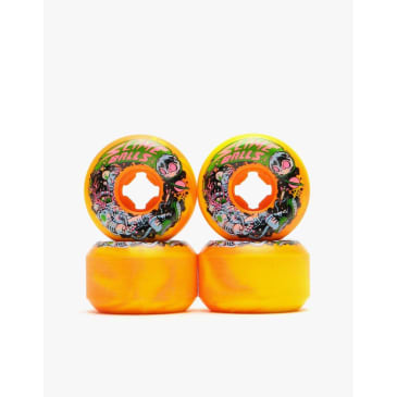 Slime Balls Astros Speed Balls 99a 56mm Orange/Yellow