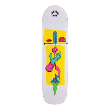 Welcome Skateboards Obelus on Son of Planchette Deck 8.38