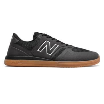 New Balance Numeric 420 Skateboarding Shoe - Black/Gum