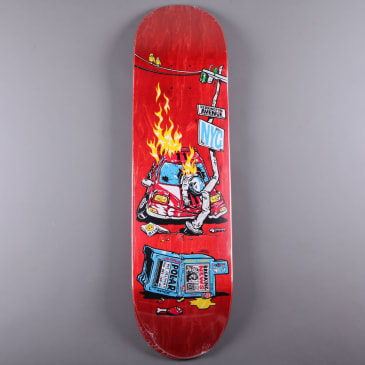 "Polar 'Aaron Herrington Crash' 8.5"" Deck"