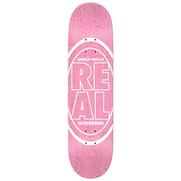 Real Stacked Oval Floral PricePoint Deck 8.06