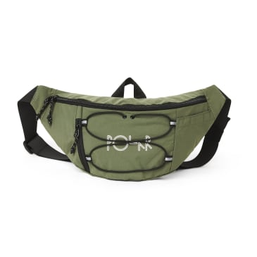 Polar Skate Co Sport Hip Bag - Dusty Army