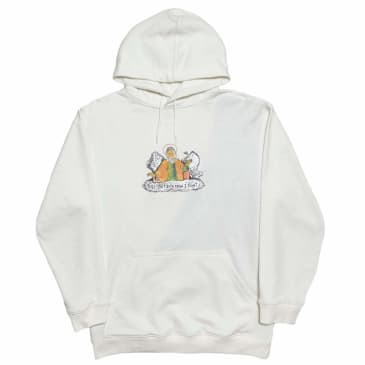 Cometomychurch THEY DON'T EVEN KNOW I EXIST Hoodie - White