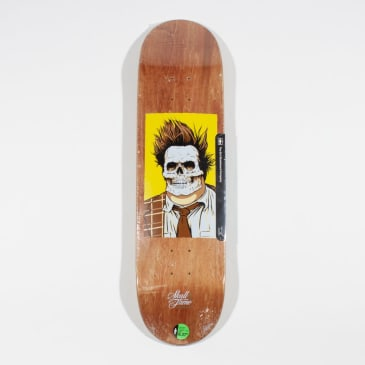 Girl x Sean Cliver McCrank Skull of Fame Deck - 8.37""