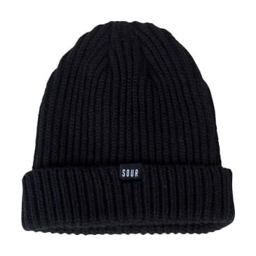 Sour Sweeper Beanie Black