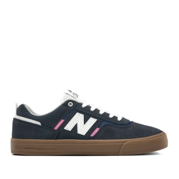 New Balance Numeric 306 Shoes - Navy / Pink