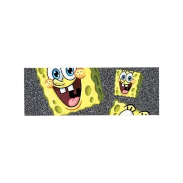 "MOB ""SpongeBob SquarePant Head"" Grip Strips"