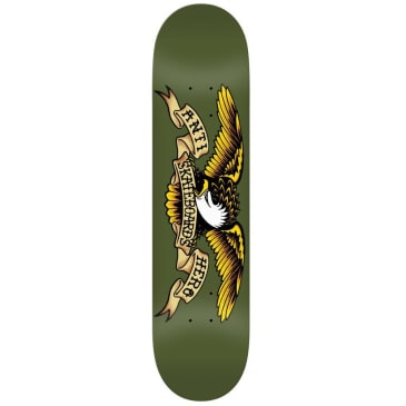 "Antihero Skateboards - Classic Eagle Deck 8.38"" Wide"