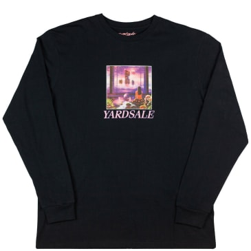 Yardsale New World Longsleeve T-Shirt - Black
