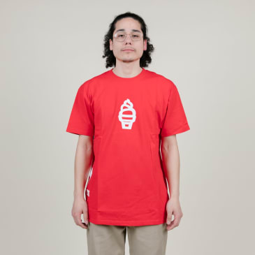 Icecream They Were Cones! SS Tee (Red)