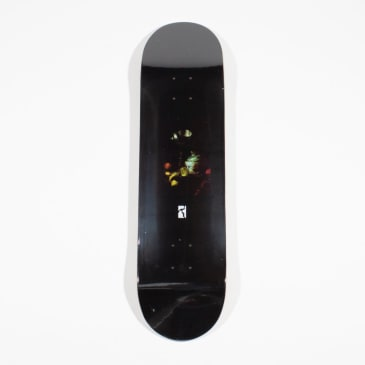 """Poetic Collective Framed Black (High Concave) Deck - 8.375"""""""