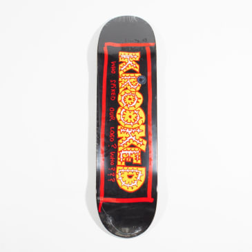 Krooked Spiked Team Deck - 8.5""