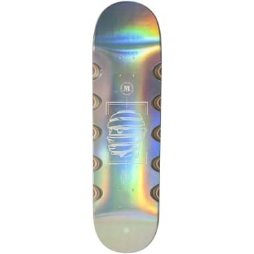 """Madness Skateboards - 8.5"""" Disaster R7 Deck - Holographic"""