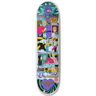 "The Drawing Boards - Empower All Skate Related Angels Deck 8.3"" Wide"