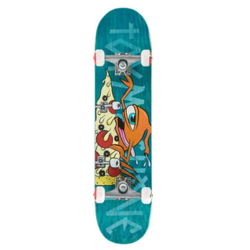 Toy Machine Pizza Sect Complete Skateboard - 7.75