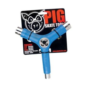 Pig Threader Tool (Blue)