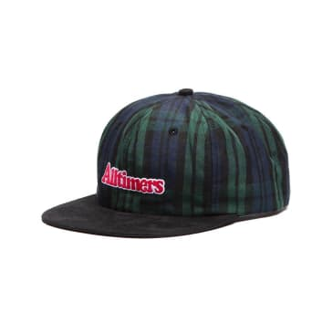 Alltimers Basement Hat - Navy / Black / Green