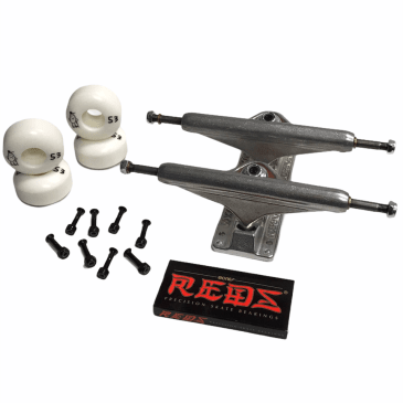 """Independent Stage 11 Undercarriage 8.6"""" - 8.9"""" Complete Kit (159 MM)"""