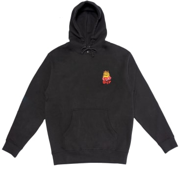 Call Me 917 Hot Dice Pullover Hoodie - Black