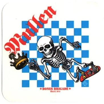Powell Peralta Sticker Mullen